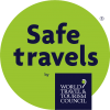 WTTC Safe Travel Stamp