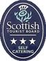 Scottish Tourist Board - Self Catering 3 Stars