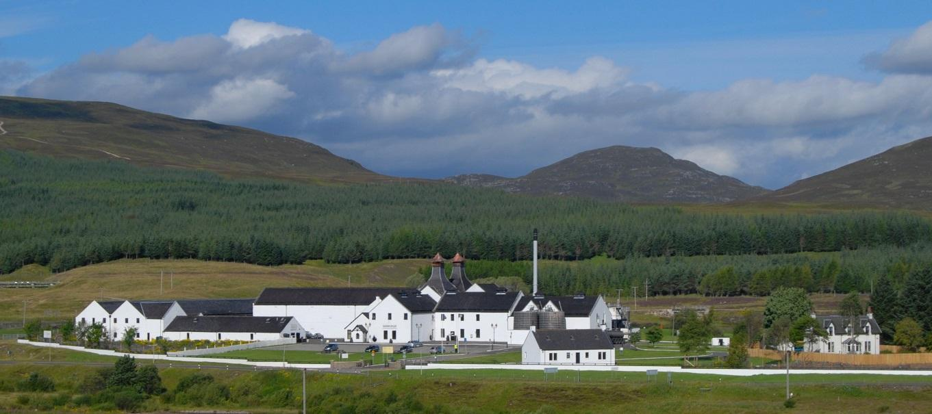 Dalwhinnie Distillery Tours